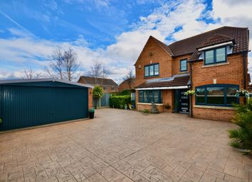 Thumbnail 4 bed detached house for sale in Brettas Park, Monk Bretton, Barnsley