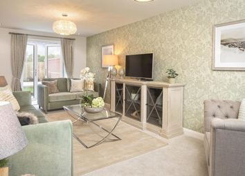 "Thumbnail 4 bedroom detached house for sale in ""Thornton"" at Glebe Road, Loughor, Swansea"