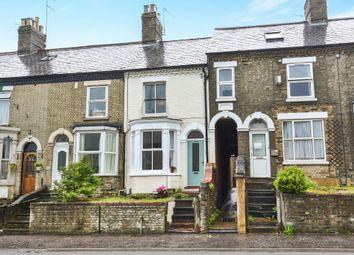Thumbnail 3 bedroom terraced house for sale in Dereham Road, Norwich