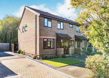 Thumbnail 3 bed semi-detached house for sale in Lake View, Dorking