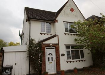 Thumbnail 3 bed detached house for sale in Orton Road, Leicester
