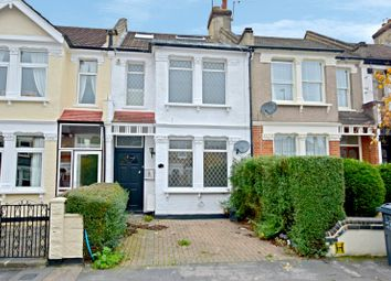 Charnwood Road, London SE25. 4 bed terraced house for sale