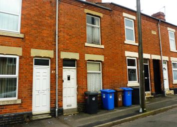 Thumbnail 2 bed terraced house for sale in Milton Street, Derby, Derbyshire