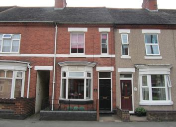 Thumbnail 2 bed terraced house for sale in Tennant Street, Nuneaton