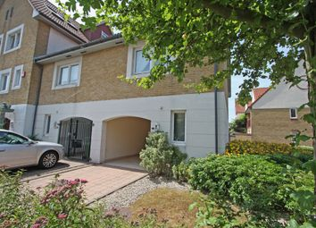 Thumbnail 3 bed end terrace house to rent in Mullion Close, Port Solent, Portsmouth