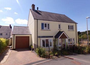 Thumbnail 4 bed detached house for sale in Hatherleigh, Okehampton, Devon