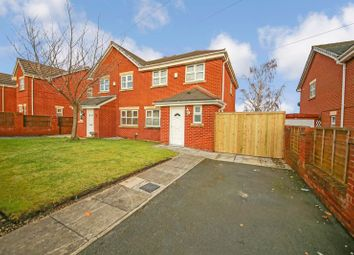 3 bed semi-detached house for sale in Durham Street, Whelley, Wigan WN1