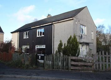 Thumbnail 3 bed semi-detached house for sale in The Crescent, Upperton, Airdrie, North Lanarkshire
