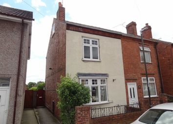 Thumbnail 2 bed semi-detached house for sale in Heath Road, Ripley