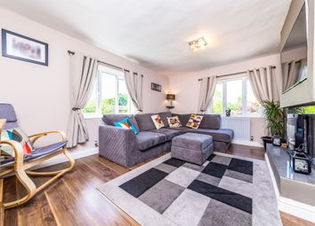 Thumbnail 2 bed flat for sale in Heronswood Road, Welwyn Garden City
