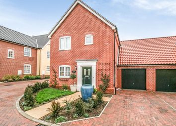 2 bed link-detached house for sale in Springfield, Acle, Norwich NR13
