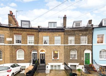 3 bed terraced house for sale in Keystone Crescent, London N1