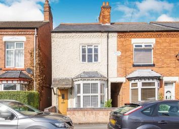 3 bed end terrace house for sale in Sandford Road, Syston, Leicester, Leicestershire LE7