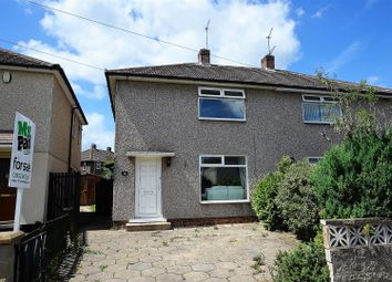 Thumbnail 2 bed semi-detached house for sale in Leytonstone Drive, Mackworth, Derby