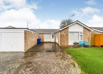 Thumbnail 2 bedroom detached bungalow for sale in St Annes Drive, Mildenhall, Bury St. Edmunds