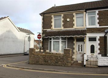 Thumbnail 3 bed end terrace house for sale in Ludlow Street, Caerphilly