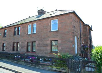 Thumbnail 3 bed maisonette for sale in Crathie Avenue, Dumfries, Dumfries And Galloway.