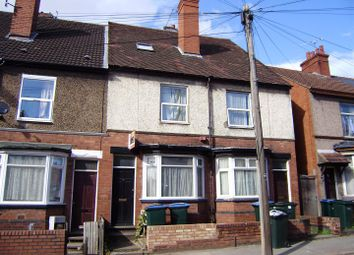 Thumbnail 4 bed terraced house for sale in Gulson Road, Stoke, Coventry