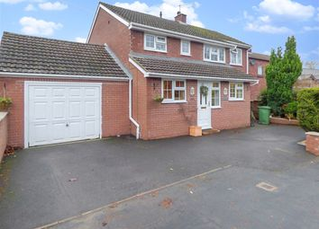 Thumbnail 4 bed detached house for sale in Shrewsbury, Annscroft, Shropshire