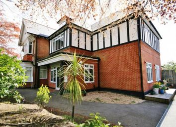Thumbnail 2 bedroom flat to rent in Sandecotes Road, Parkstone, Poole