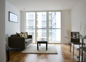 Thumbnail 1 bed flat to rent in Dowell Street, Greenwich