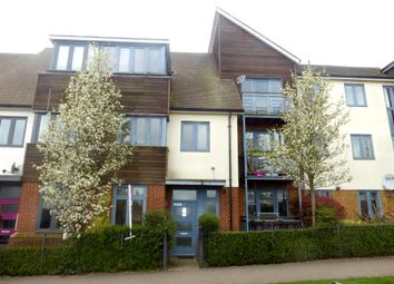 Thumbnail 5 bedroom town house for sale in Milton Road, Broughton, Milton Keynes