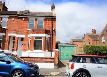 Thumbnail 2 bed end terrace house for sale in Parsonage Road, Eastbourne