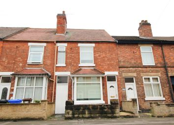 Thumbnail 3 bed terraced house for sale in Calais Road, Burton-On-Trent, Staffordshire