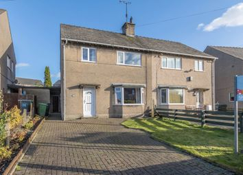 Thumbnail 3 bed semi-detached house for sale in Langdale Crescent, Kendal
