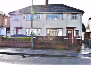 3 bed semi-detached house for sale in 7, Green Lane, Crosby, Liverpool L23