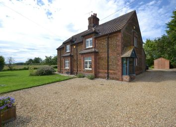 Thumbnail 4 bed detached house to rent in Babingley, King's Lynn