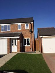 Thumbnail 3 bed semi-detached house to rent in Vickers Lane, Hartlepool