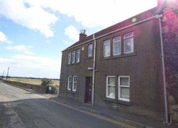 Thumbnail 2 bed flat for sale in South Wynd, Colinsburgh, Fife