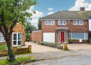 4 bed semi-detached house for sale in The Stewarts, Bishop's Stortford, Hertfordshire CM23