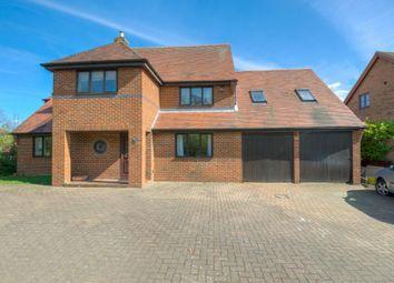 Thumbnail 5 bedroom detached house for sale in Portland Drive, Willen, Milton Keynes, Buckinghamshire