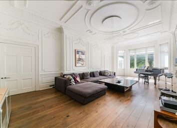 Thumbnail 4 bed flat to rent in Hamilton Terrace, London