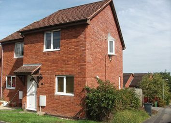 Thumbnail 2 bed end terrace house to rent in Lily Mount, Exwick, Exeter