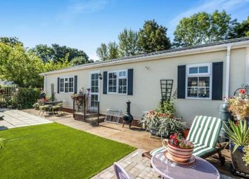 Thumbnail 2 bed mobile/park home for sale in Scatterdells Park, Scatterdells Lane, Chipperfield, Kings Langley