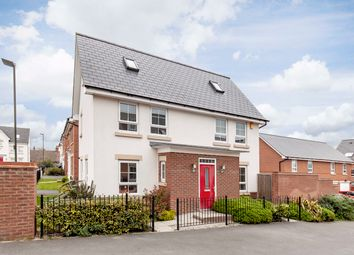 Thumbnail 4 bedroom detached house for sale in Spire Heights, Chesterfield