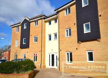 Thumbnail 2 bedroom flat for sale in Briar Road, Hethersett, Norwich