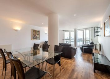 Thumbnail 3 bed flat to rent in New Atlas Wharf, Canary Wharf, London, United Kingdom