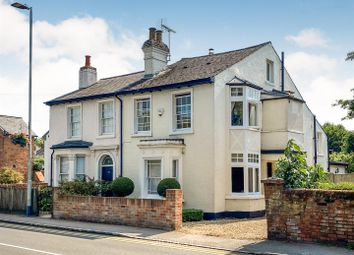 Thumbnail 3 bed semi-detached house for sale in Wargrave Road, Twyford, Reading