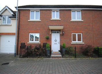 Thumbnail 3 bed semi-detached house for sale in Baden Powell Close, Great Baddow, Chelmsford, Essex