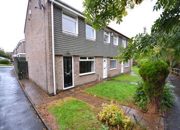 Thumbnail 3 bed end terrace house to rent in Velville Court, Kingston Park, Newcastle Upon Tyne