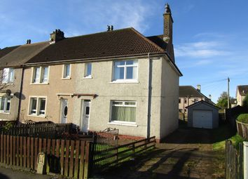 Thumbnail 3 bed semi-detached house for sale in Thrashbush Road, Airdrie