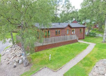Thumbnail 3 bed detached house for sale in Tummel Bridge, Pitlochry