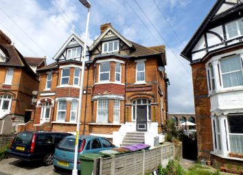 Thumbnail 1 bedroom flat for sale in Copthall Gardens, Folkestone