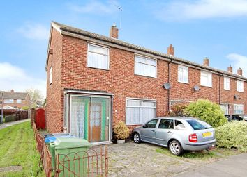 Thumbnail 3 bed end terrace house for sale in Eynsham Drive, Abbey Wood