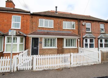 Clarence Road, Fleet GU51. 4 bed terraced house