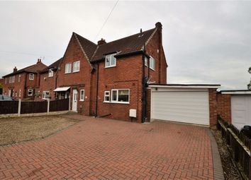 Thumbnail 3 bed semi-detached house to rent in Broadway, Pontefract
